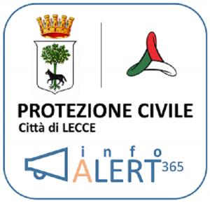 logo infoALERT365 Lecce